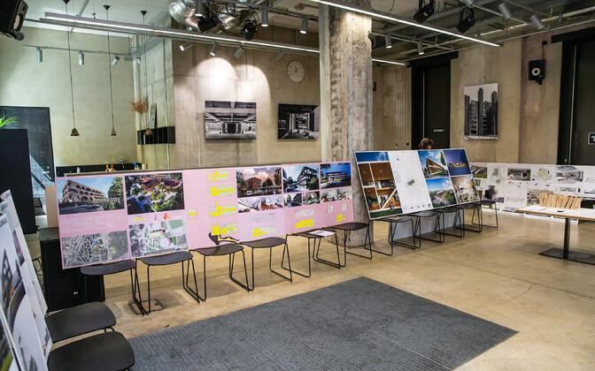 Выяснился победитель архитектурного конкурса Йыхвиской основной школы