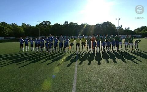 JK Tallinna Kalev - Tallinna FC Flora