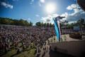 Tartu laulupeo peakontsert Tartu lauluväljakul.