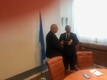 Mart Järvik kohtus Egiptuse põllumajandus- ja maaparandusministri Ezz el-Din Abu Steitiga.