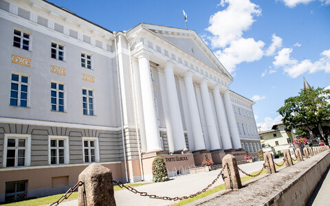 The University of Tartu.