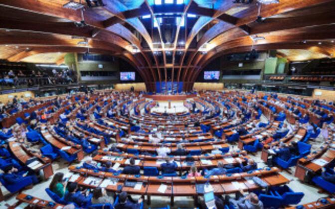 ENPA täiskogu istungite saal