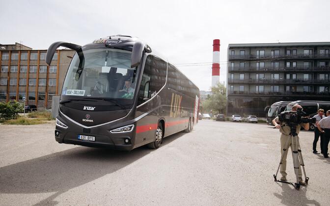 Lux Express осенью запустит новую услугу.