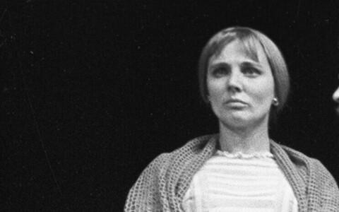 Алла Покровская (1937-2019).