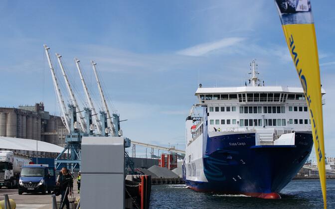 Uus laev Muugal