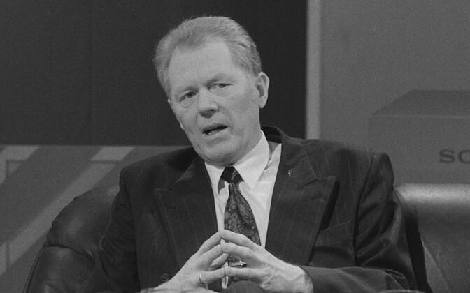 Eerik-Juhan Truuväli (1938-2019).