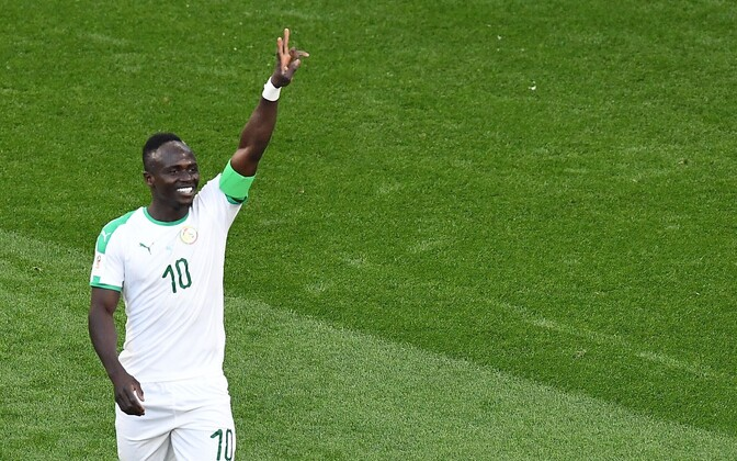 Sadio Mane MM-il