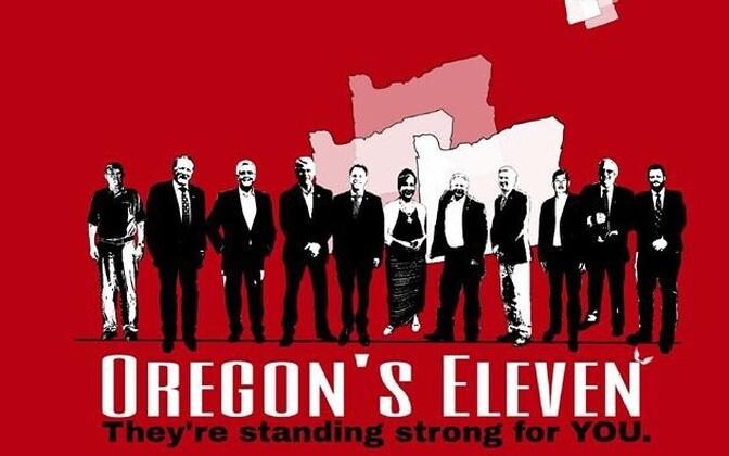 Oregoni vabariiklaste veebihuumor viitab senaatorite juhtumi puhul tuntud põnevusfilmile.