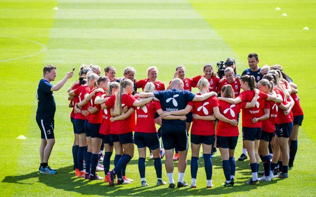 Norra naiste jalgpallikoondis