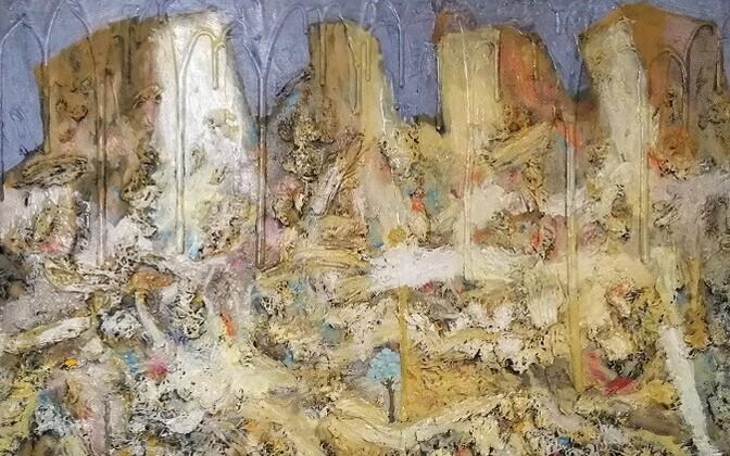 Mika Vesalahti, Phosphenes VII (osa tööst)
