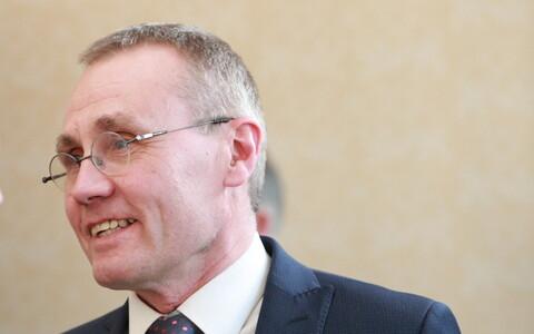 Министр культуры Тынис Лукас будет рад встретиться с Владимиром Мединским в Эстонии.