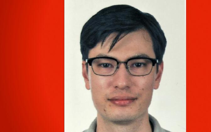 Põhja-Koreas kadunuks jäänud Austraaliast pärit tudeng Alek Sigley.