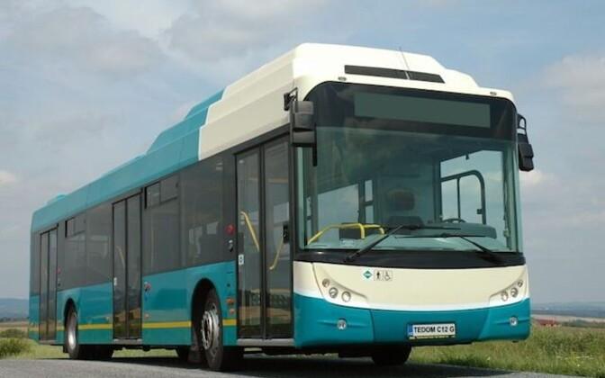 Solarise gaasibuss.