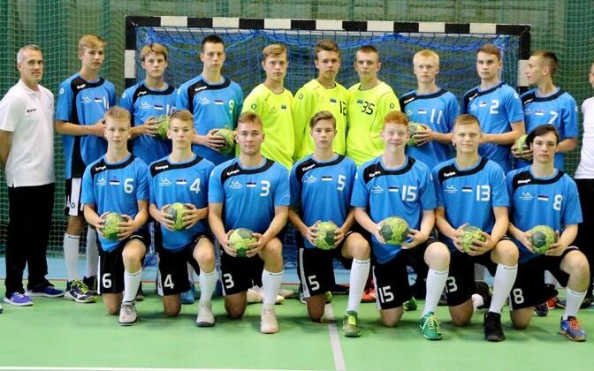 Eesti U-17 käsipallikoondis