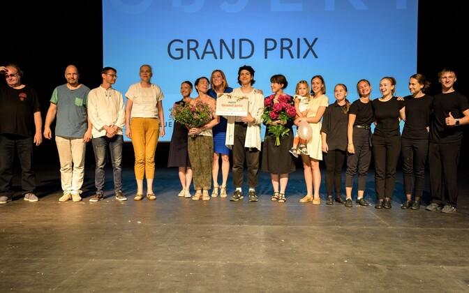 Победители проекта Teatrikus.