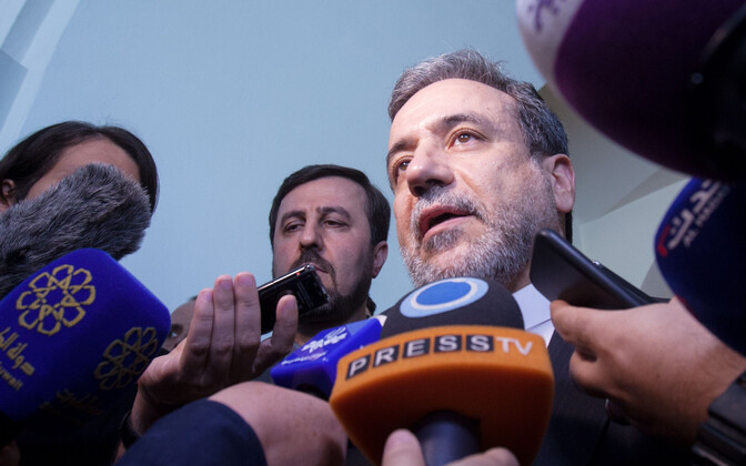 Iraani asevälisminister Abbas Araghchi.