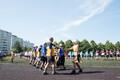 Первые репетиции Праздника танца проходят на столичных стадионах.