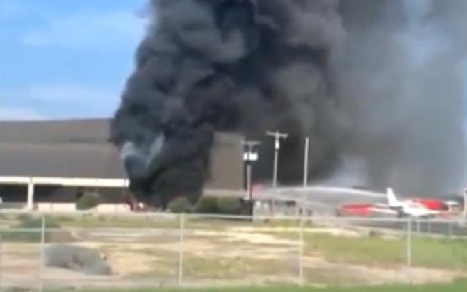 Lennuõnnetus Texases.