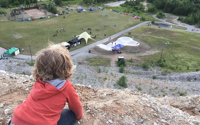 Mägede Hääl 2019 Kohtla-Nõmmel, Ida-Virumaal.