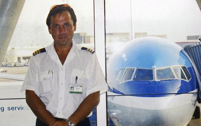 USA-s karistust kandev Vene piloot Konstantin Jarošenko.