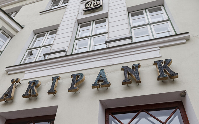 Tallinna Äripank.