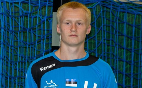 Viljandi käsipalli kasvandik Aleksander Pertelson on U-17 EM-il seni Eesti parim snaiper 13 väravaga