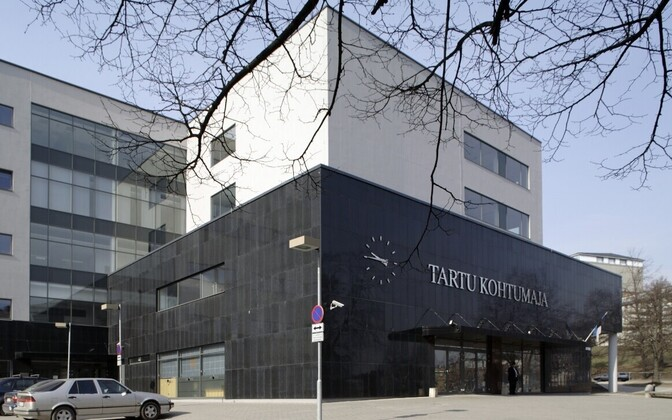 Tartu County Court building