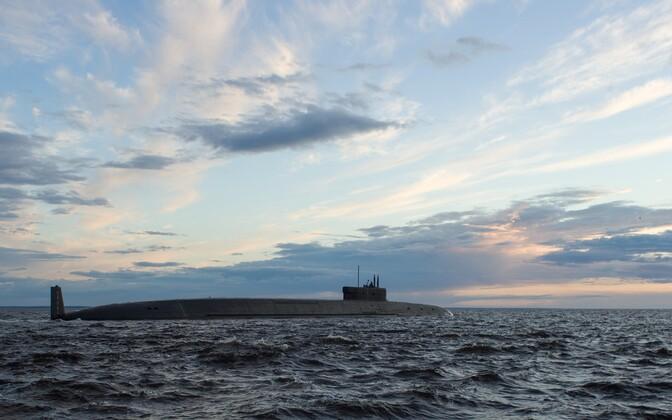 Подводная лодка. Иллюстративная фотография.