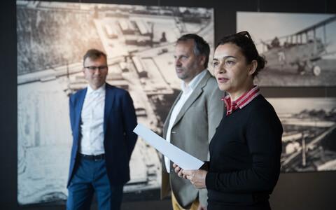 Aerofotode näituse avamine Noblessneris