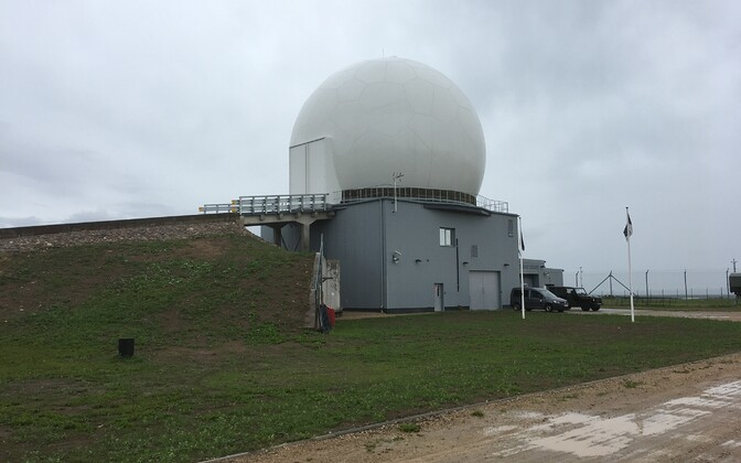 Kellavere radaripost