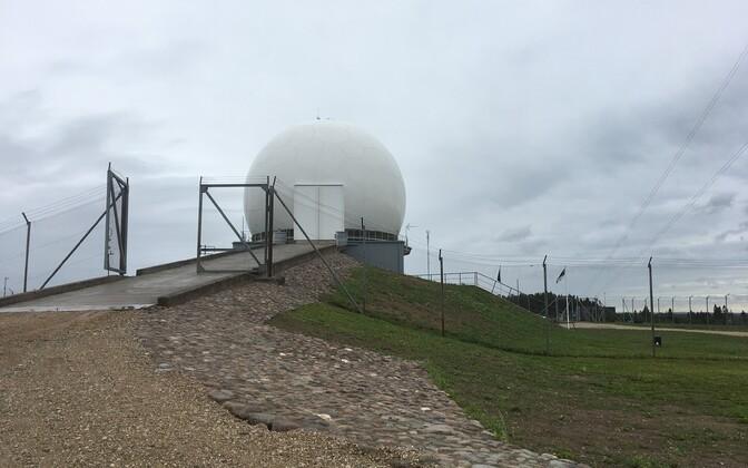Kellavere radar.