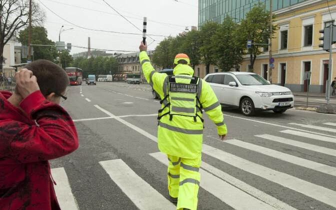 Liiklusreguleerija