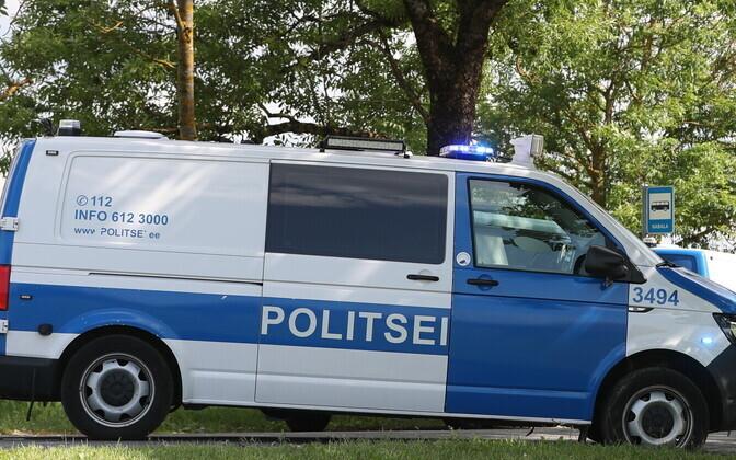 Politseiauto