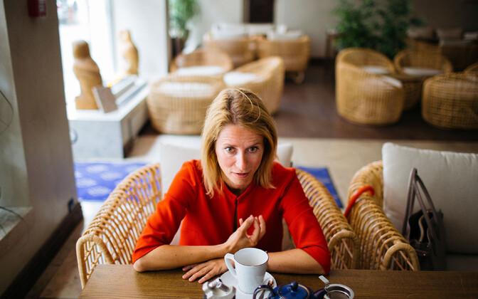 Кая Каллас не скрывает, что политические игры стали для нее уроком.