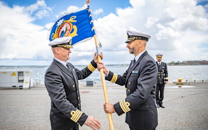 Mereväe laevastiku ülemaks sai kaptenleitnant Ivo Värk.