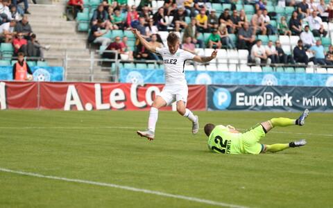 Kodune jalgpalli meistriliiga: FC Flora - FCI Levadia