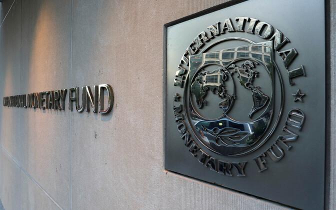 Rahvusvahelise Valuutafondi peakontor Washingtonis.