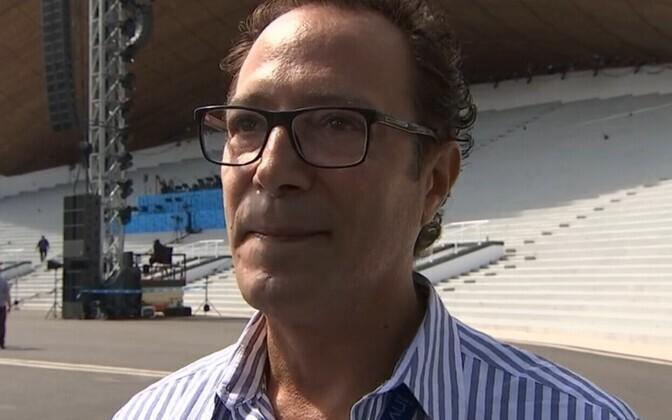 Tony Spinosa.