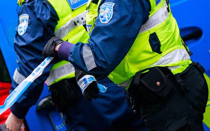 Полицейские ежедневно рискуют своими жизнями.