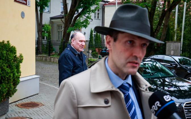 Мартин Хельме также не избежал штрафа.