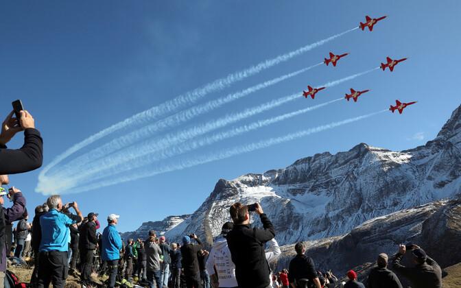 Patrouille Suisse.