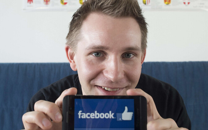 Max Schrems ja Facebook.