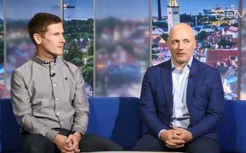 Ants Martin Vahur ja Ilmar Raag