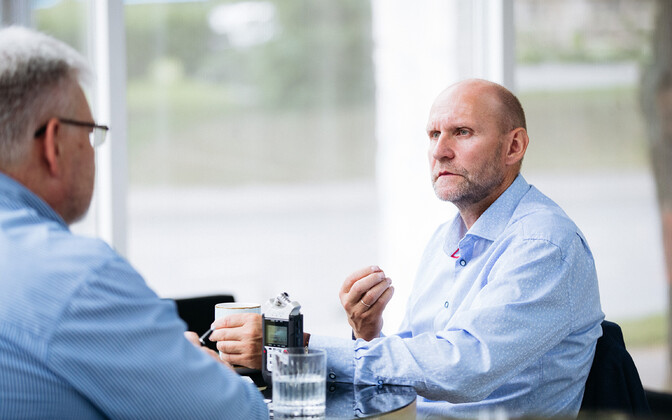 Toomas Sildami intervjuu Helir-Valdor Seederiga