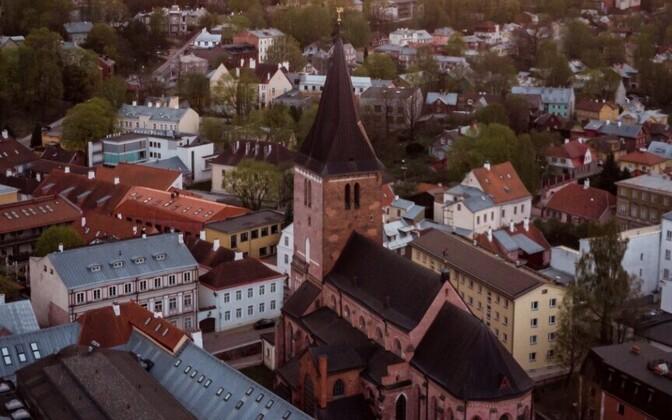 В рамках музейной недели в Тарту состоятся лагеря, мастерские и экскурсии.