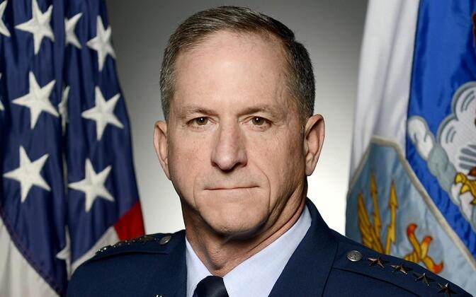 USA õhuvägede staabiülem kindral David L. Goldfein.