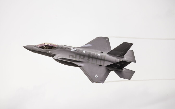 F-35A of the U.S. Air Force.