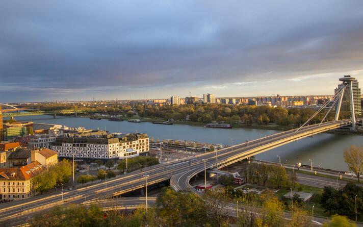 Tallinn meenutaks vähemalt temperatuuride mõttes Bratislavat.