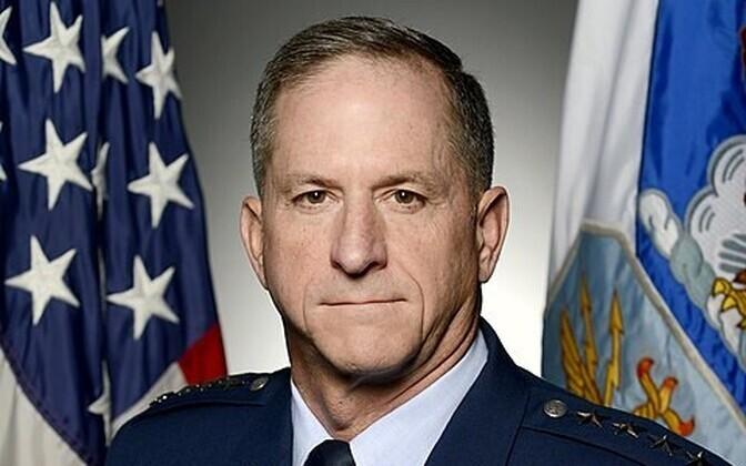 Gen. David L. Goldfein (USAF)