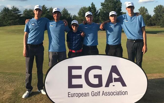 Eesti golfikoondis